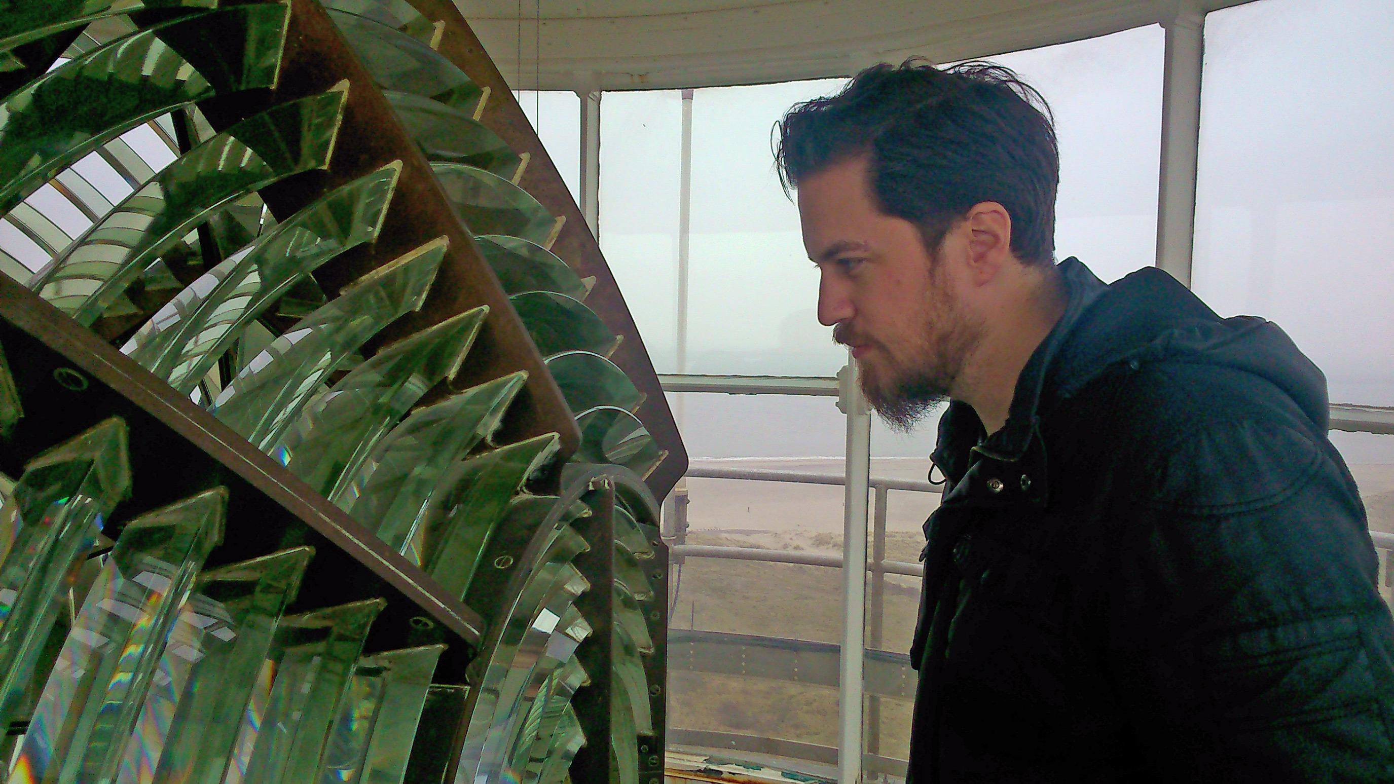 Reflectoren vuurtoren Texel